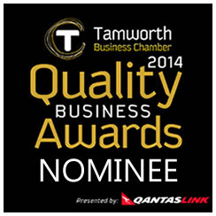Northwest Express - Nominee at 2014 Tamworth Quality Business Awards